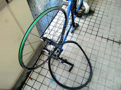 自転車の 自転車 タイヤ交換 前輪 : タイヤ交換【パーツ】:自転車 ...